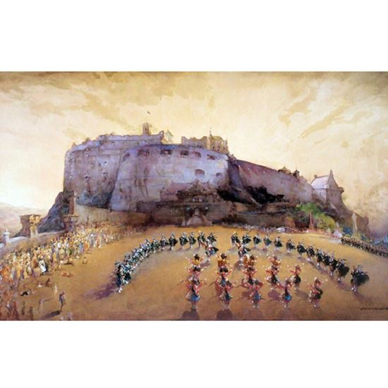 Picture of Beating Retreat Limited Edition Print