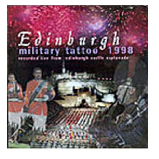Picture of 1998 Tattoo CD