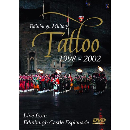 Picture of 1998-2002 Tattoo DVD Box Set
