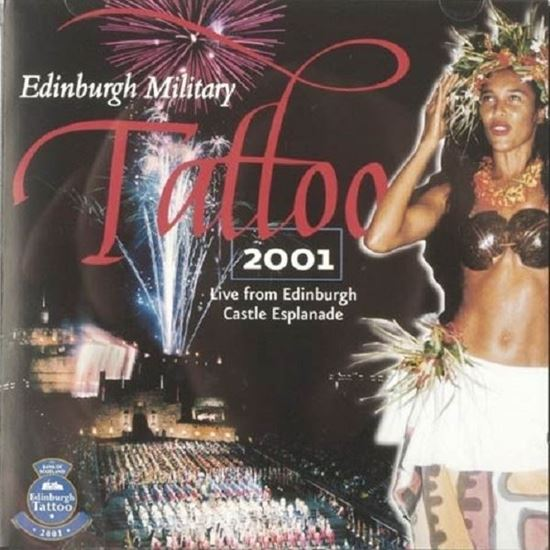 Picture of 2001 Tattoo CD
