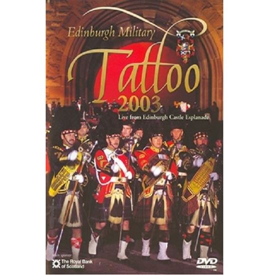 Picture of 2003 Tattoo DVD
