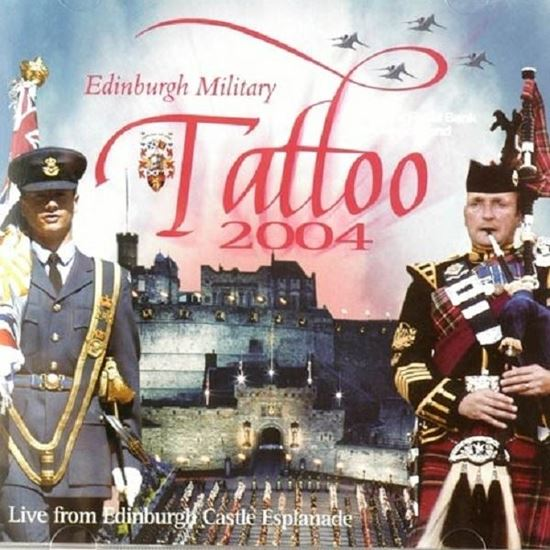 Picture of 2004 Tattoo CD