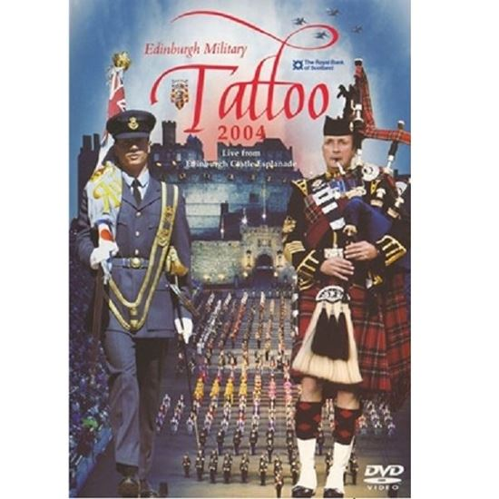 Picture of 2004 Tattoo DVD