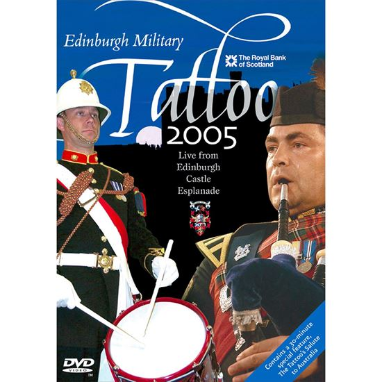 Picture of 2005 Tattoo DVD