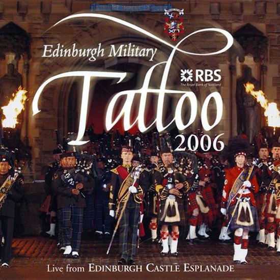 Picture of 2006 Tattoo CD