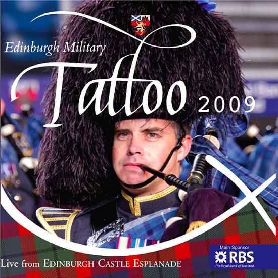 Picture of 2009 Tattoo CD