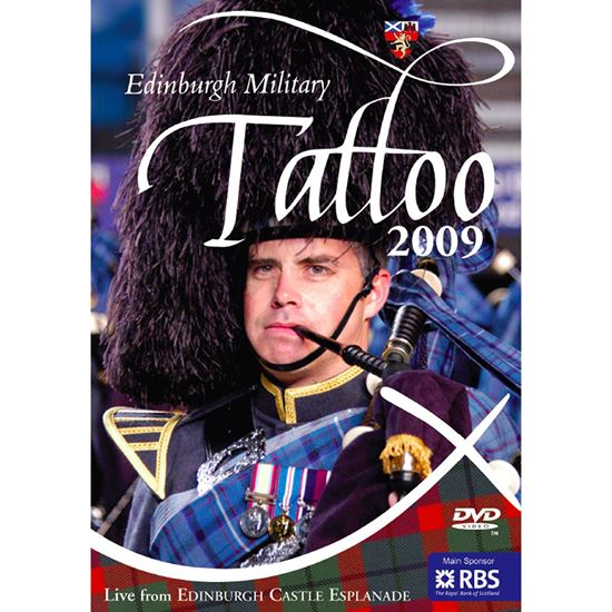 Picture of 2009 Tattoo DVD - Reduced Price