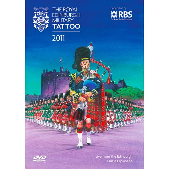 Picture of 2011 Tattoo DVD