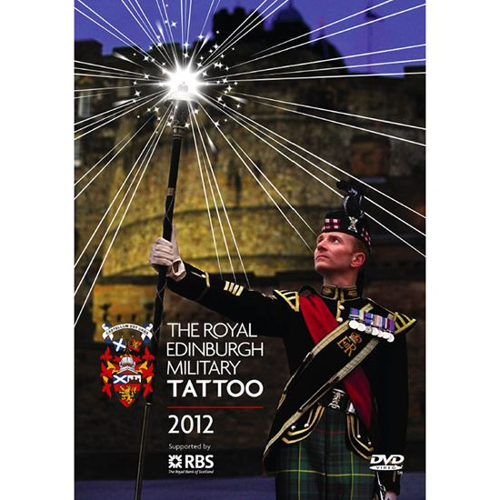 Picture of 2012 Tattoo DVD - Reduced Price