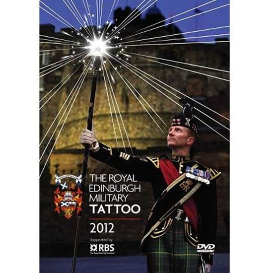Picture of 2012 Tattoo Souvenir Programme