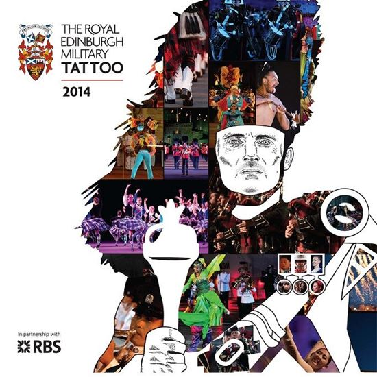 Picture of 2014 Tattoo CD