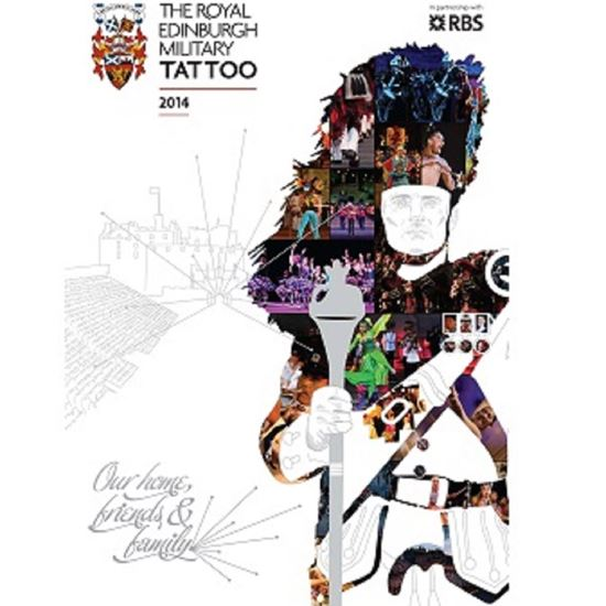 Picture of 2014 Tattoo DVD - Reduced Price