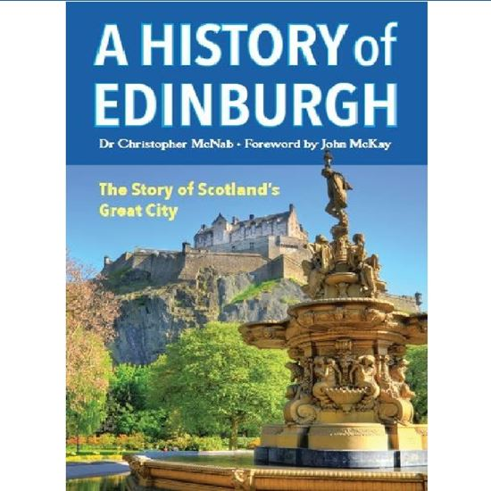 Picture of A History of Edinburgh