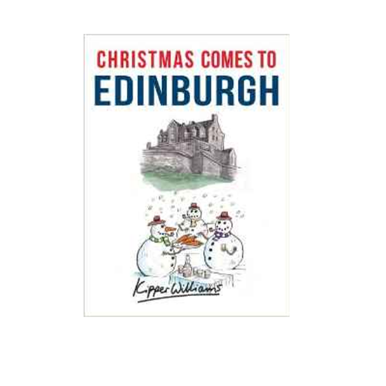 Picture of Christmas Comes to Edinburgh