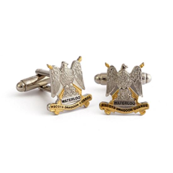 Picture of Royal Scots Dragoon Guards Cufflinks
