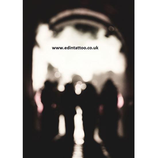 Picture of Exhibition Print - Drawbridge Shadows