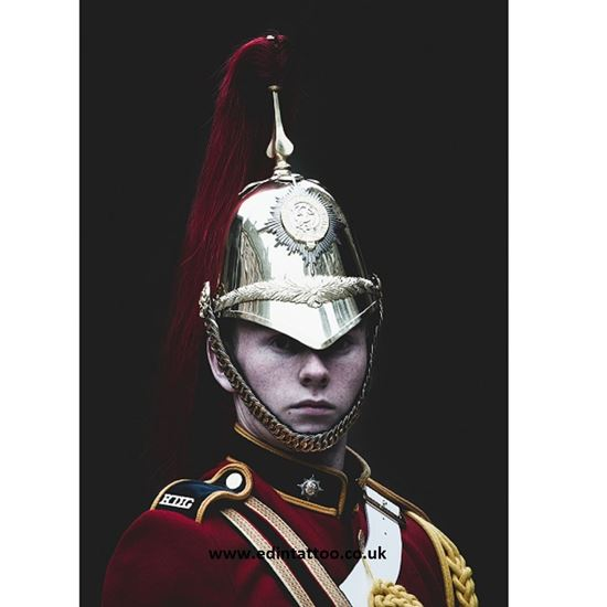 Picture of Exhibition Print - Royal Dragoon Guardsman