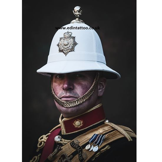 Picture of Exhibition Print - Royal Marine Bandsman