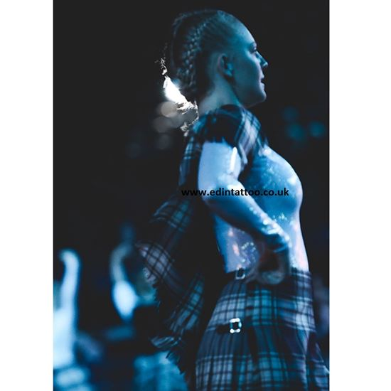 Picture of Exhibition Print - Tattoo Highland Dancers