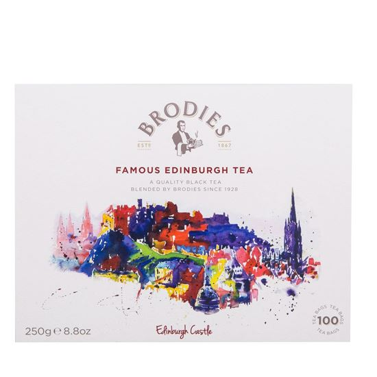 Picture of Famous Edinburgh 100 Tea Bags