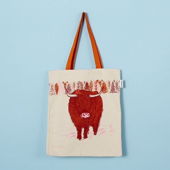 Picture of Highland Cow - Bag