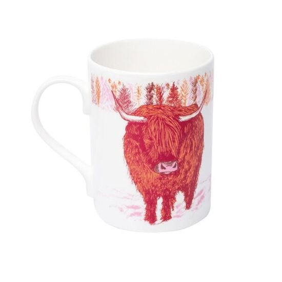 Picture of Highland Cow Mug