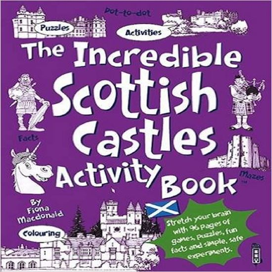 Picture of Incredible Castles Activity Book