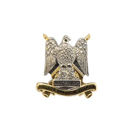 Picture of Royal Scots Dragoon Guards Lapel Pin Badge