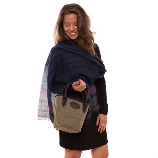Picture of Le Petit Bag in Tattoo Tweed