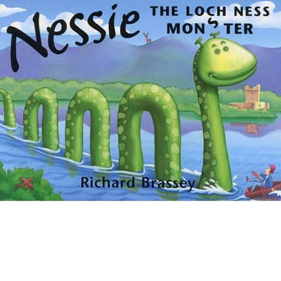 Picture of Nessie the Loch Ness Monster Book