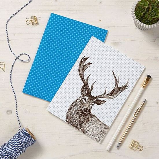 Picture of Noble Stag - Notebook