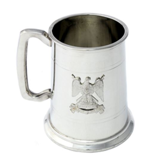 Picture of Royal Scots Dragoon Guards Pewter Tankard