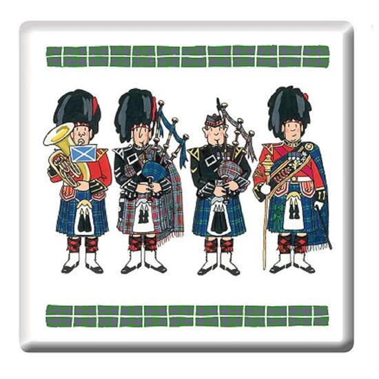 Picture of Pipers - Coasters