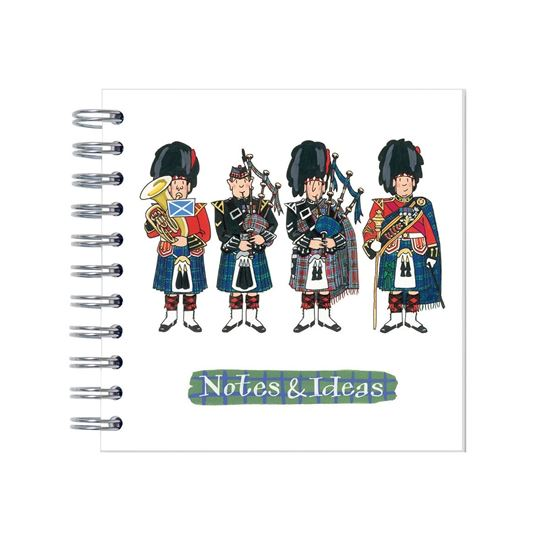 Picture of Pipers Notebook
