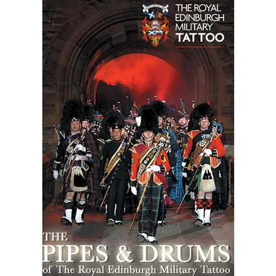 Picture of Pipes and Drums DVD