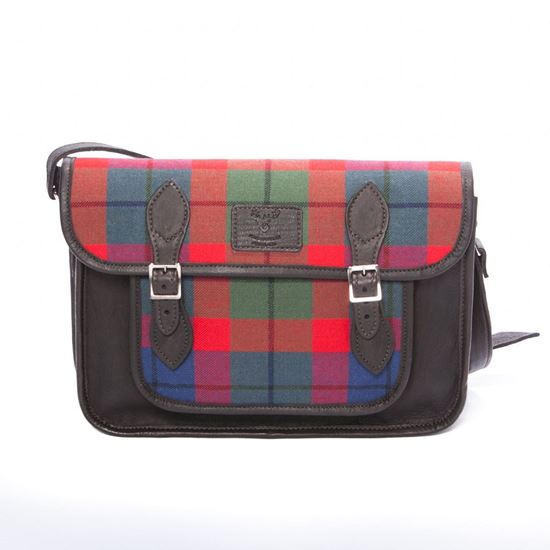 Picture of Satchel in Tattoo Tartan