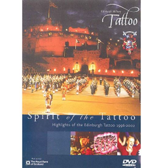 Picture of Spirit of the Tattoo DVD