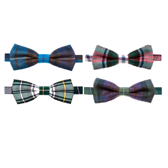 Picture of Tartan Bow Tie
