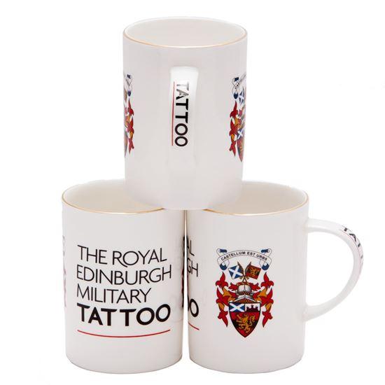 Picture of Tattoo Crest Bone China Mug