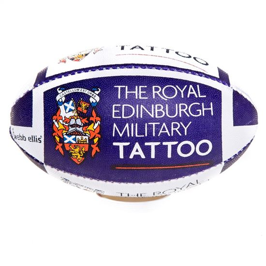 Picture of Tattoo Mini Rugby Ball - SALE