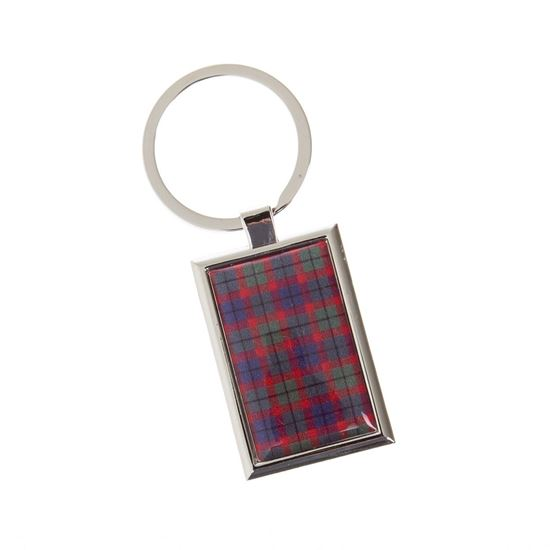 Picture of Tattoo Tartan Keyring