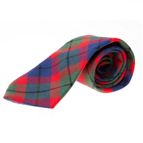 Picture of Tattoo Tartan Tie