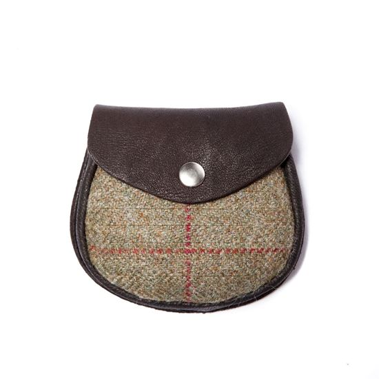 Picture of Tattoo Tweed Sporran Coin Purse