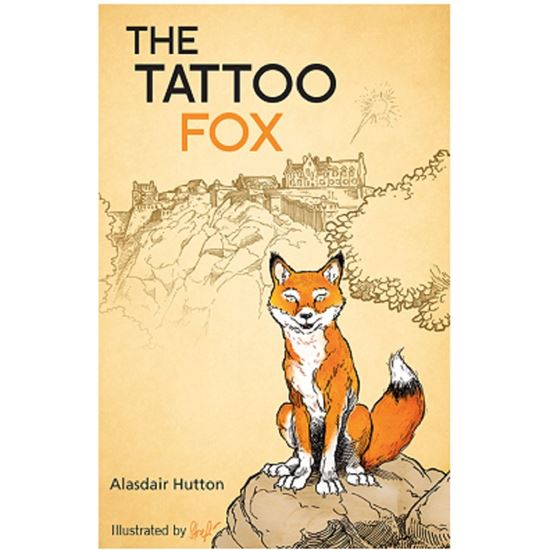 Picture of The Tattoo Fox Book