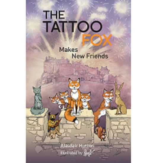 Picture of The Tattoo Fox Makes New Friends