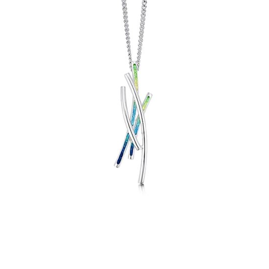 Picture of Sheila Fleet Wild Grasses Pendant - REDUCED PRICE