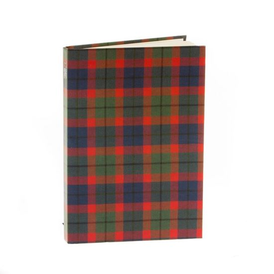 Picture of Tattoo Tartan Notebook