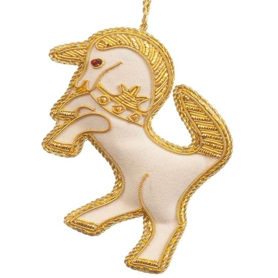 Picture of Christmas Decoration - Unicorn
