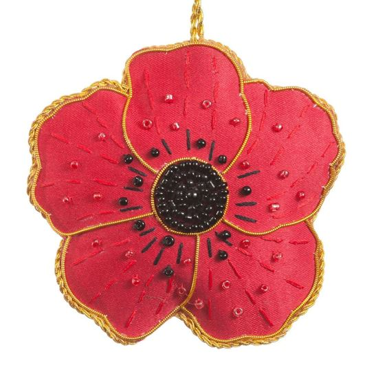 Picture of Decoration - Poppy