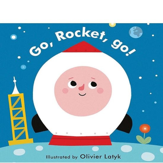 Picture of Go Rocket Go Book